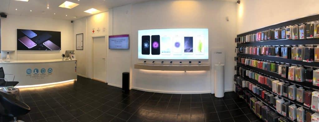 Telerepair København K