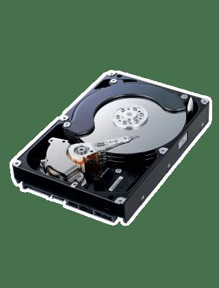 Udskiftning af harddisk