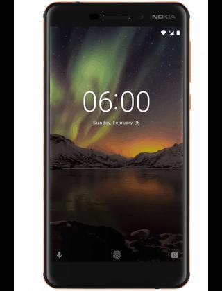 Nokia 6.1 Reparation