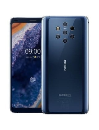 Nokia 9 PureView Reparation