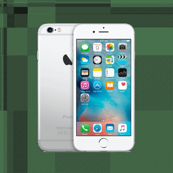 brugt iPhone 6 hvid