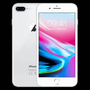 Brugt iPhone 8 plus hvid